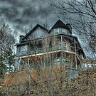 Jerome, Arizona Cottage by Kgphotographics