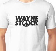 Wayne Stock Unisex T-Shirt