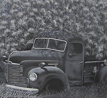 Journeys end by Lisa  Lukan