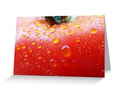 Ripe and Ready Greeting Card