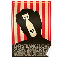 dr strangelove alternate design  Poster