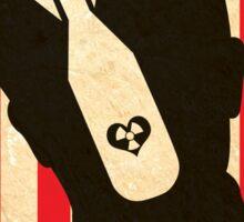 dr strangelove alternate design  Sticker