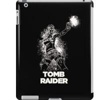 Lara Croft Tomb Raider iPad Case/Skin