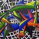 291 - DESIGN - 05 - DAVE EDWARDS - MICRON & FINELINER PENS - 2010 by BLYTHART