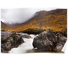 Wet Scotland. Poster