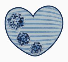 Blue love Kids Clothes