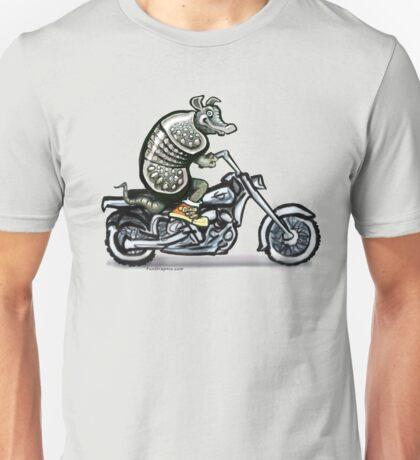 Biker Dillo Unisex T-Shirt