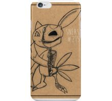 Sneasel's Inner Workings: Pokemon Anatomy iPhone Case/Skin
