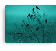 Abstract of Nature Canvas Print