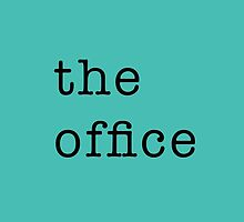 The Office (USA) by SJ Walton