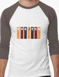 Night Tales Deceive Men's Baseball ¾ T-Shirt