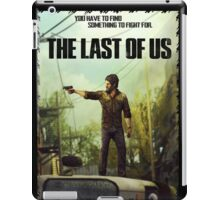 The Last of us Joel iPad Case/Skin