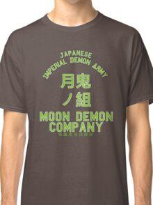 Moon Demon Company (Green) Classic T-Shirt