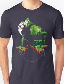 Milking The Music Unisex T-Shirt