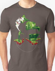 Milking The Music Unisex T-Shirt