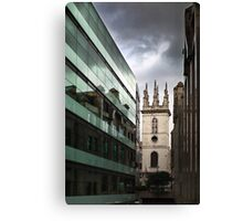 Religious Perspective Canvas Print