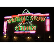 Walthamstow Dogs Photographic Print