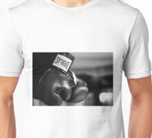 Everlast Boxing Gloves (Black And White)  Unisex T-Shirt