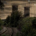 *Tinsley cooling towers* by funkymarmalade