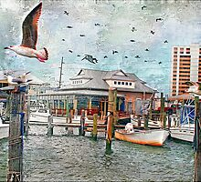 Birds Flying High, You Know How I Feel... by Susan Werby
