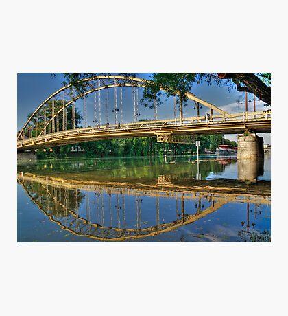 Bridging arcs Photographic Print