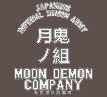 Moon Demon Company (White) by Oathkeeper9918