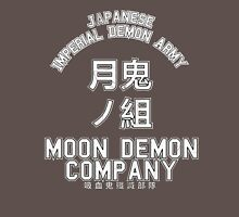 Moon Demon Company (White) Unisex T-Shirt