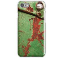 John Deere: Rusted  iPhone Case/Skin
