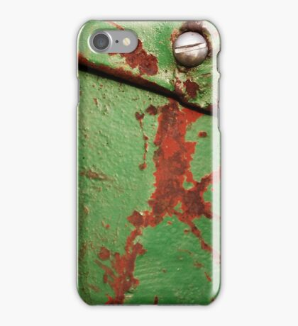 John Deere: Rusted  iPhone Case/Skin