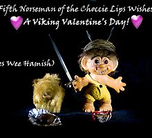 Viking Valentine! by Mike Oxley