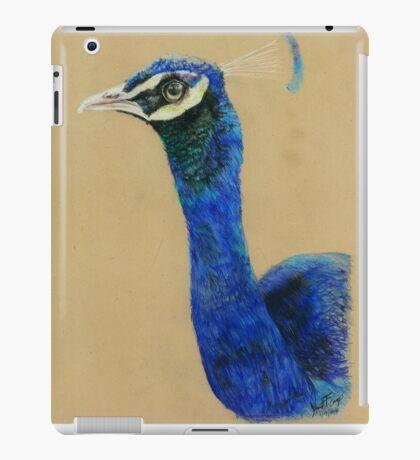 Blue Precious iPad Case/Skin