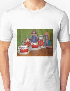 Russian Doll Tea Time T-Shirt