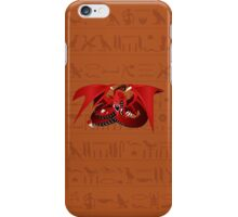 Slifer the Sky Dragon iPhone Case/Skin