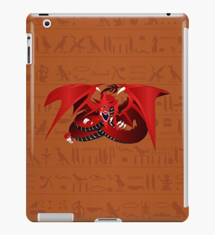 Slifer the Sky Dragon iPad Case/Skin