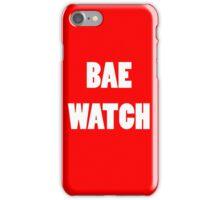 BAE WATCH iPhone Case/Skin