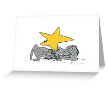 can you guess the cartoodle? Greeting Card