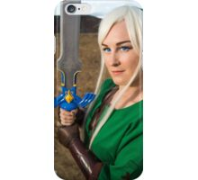 Hero of Time Cosplay Print iPhone Case/Skin