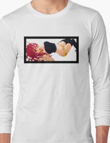 T-Screen: Red Head Long Sleeve T-Shirt