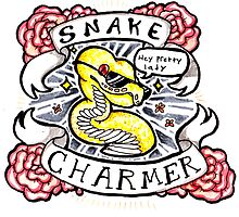 Snake Charmer by will-snekspeare