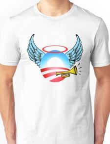 Obama Angel Unisex T-Shirt
