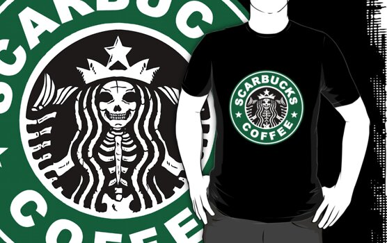 Scarbucks by ZugArt