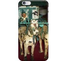 Four Horses iPhone Case/Skin