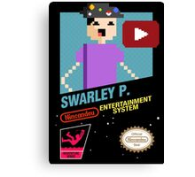 NES Swarley P. Canvas Print