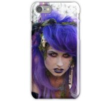 Grim Fae iPhone Case/Skin