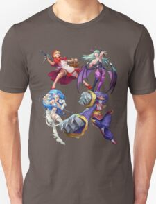 DarkStalkers Ladies Unisex T-Shirt