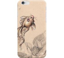 Flying FancyTail Mermouse iPhone Case/Skin