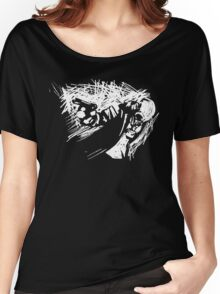 Alone In The Dark Women's Relaxed Fit T-Shirt