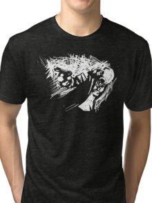 Alone In The Dark Tri-blend T-Shirt