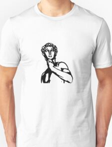 David's Face T-Shirt