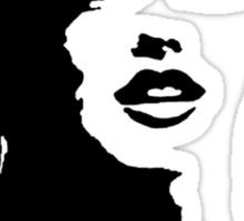 Marilyn on you Sticker
